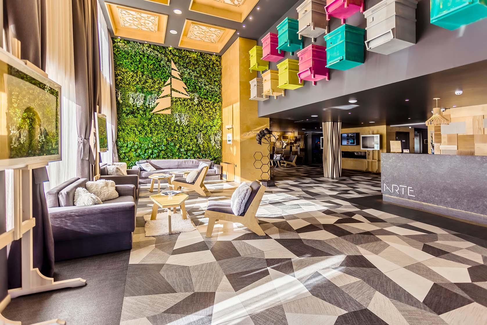 Arte Spa & Park Hotel 5*