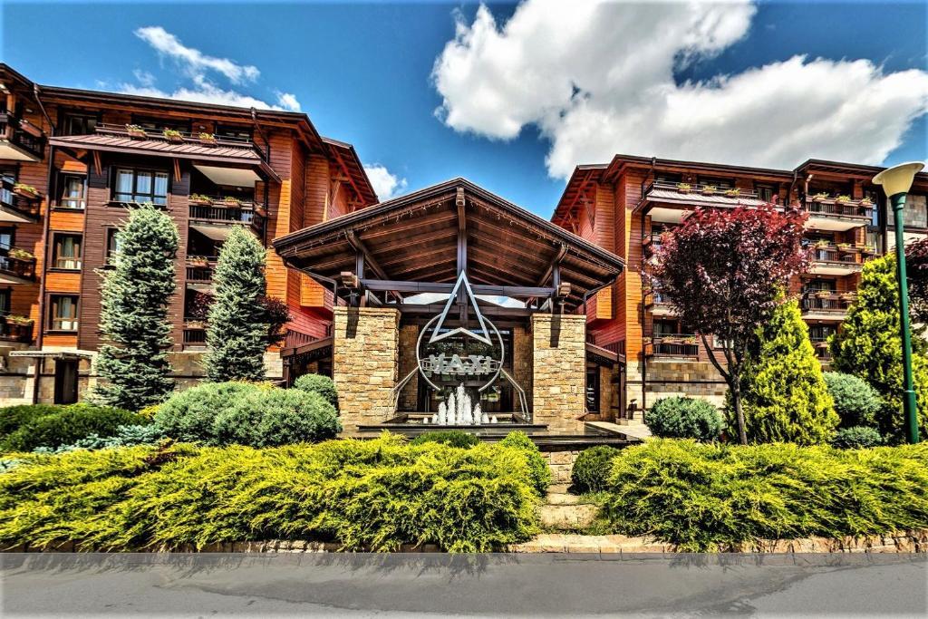 Maxi Park Hotel & Spa 5*